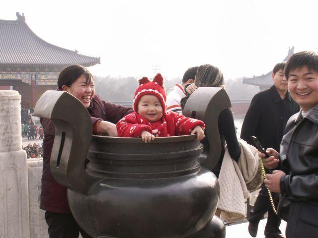Zdj�cia: Pekin, �wi�tynia Nieba, CHINY