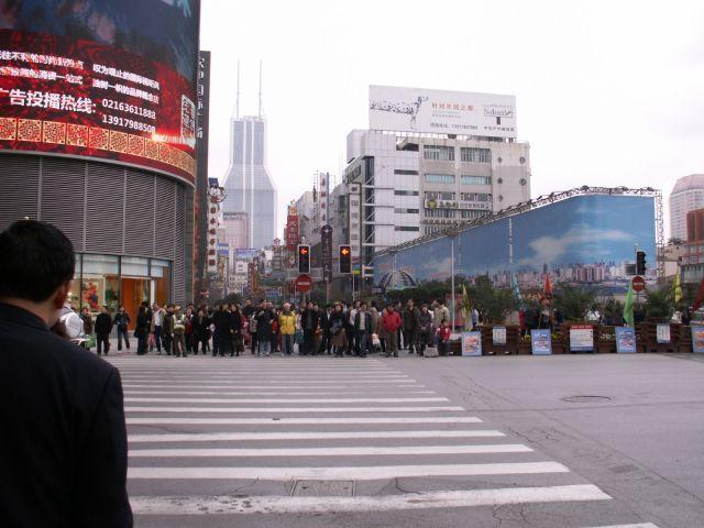 Zdjęcia: Szanghaj, do biegu...gotowi..., CHINY