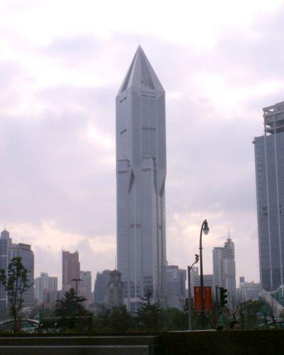 Zdjęcia: Szanghaj, Marriott, CHINY