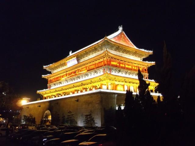 Zdjęcia: Xi'an Muzeum Terakotowych Wojowników, Xi'an, Xi'an Wieża Bębnów, CHINY