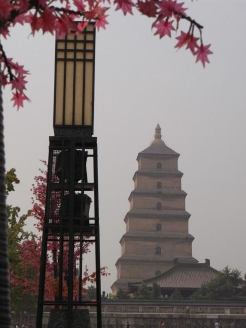 Zdjęcia: Xi'an Muzeum Terakotowych Wojowników, Xi'an, Xi'an Pagoda, CHINY