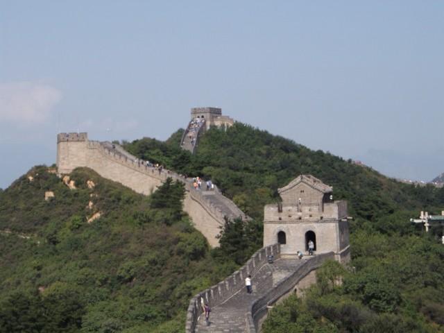 Zdjęcia: Mud Chiński, Pekin, Mur Chiński, CHINY