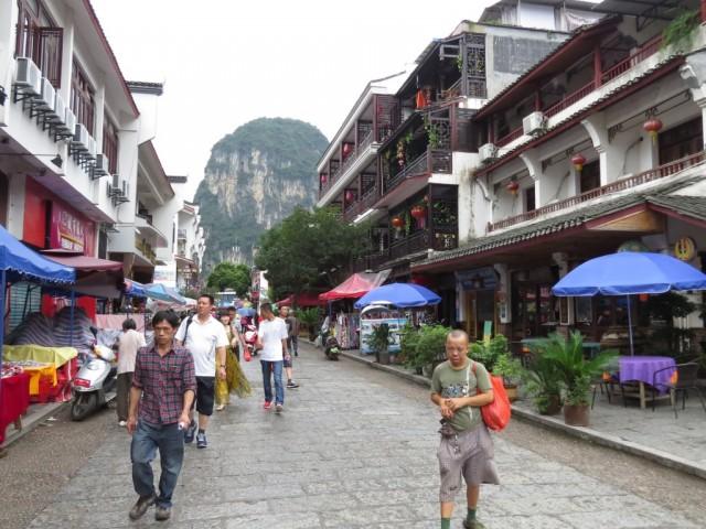 Zdjęcia: Yangshuo, Guilin, Boczne uliczki w Yanghsuo, CHINY