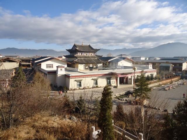 Zdjęcia: Shangri La (Zhongdian), Yunnan, Shangri La przed pożarem (7), CHINY