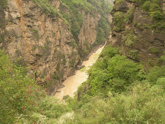Zdjęcia: Yunan, Wąwóz Skaczącego Tygrysa 2, CHINY
