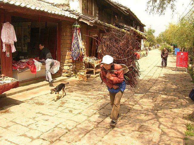 Zdjęcia: Baisha, Yunan, Chinka 2, CHINY