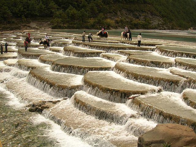 Zdj�cia: okolice Lijiangu, Yunan, park Yulond Xueshan 1, CHINY