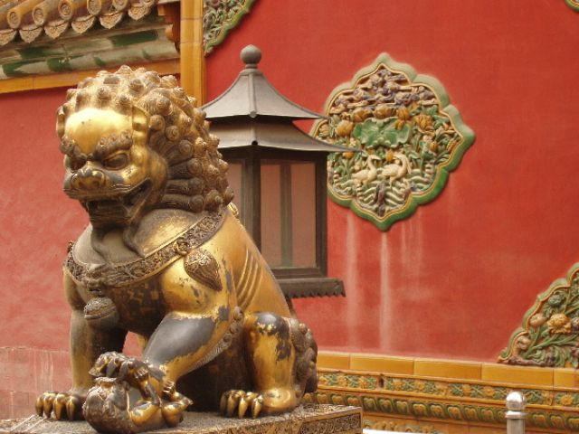 Zdjęcia: Pekin, Zakazane Miasto 2, CHINY