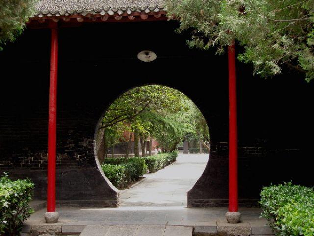 Zdjęcia: Pekin, Drzwi, CHINY