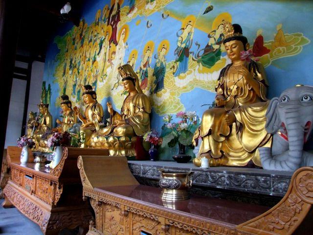 Zdjęcia: Suzhou, Suzhou, Świątynie, CHINY