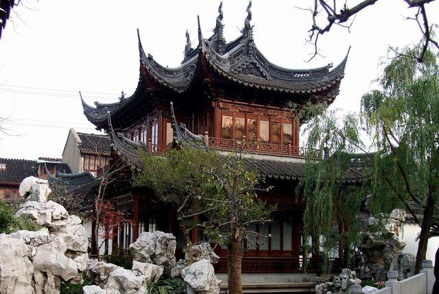 Zdjęcia: Ogrody Yu, Szanghaj, Ogród Yu, CHINY