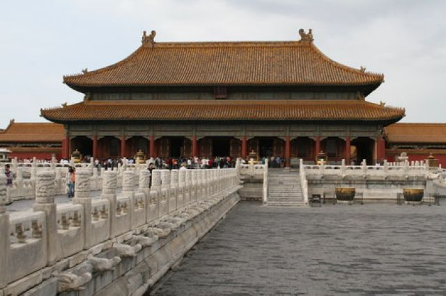 Zdjęcia: Pekin, Pałac Cesarski, CHINY