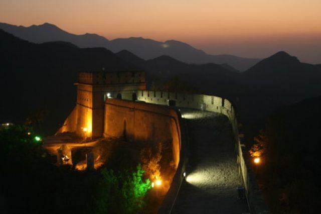 Zdjęcia: Badaling, Mur Chiński, CHINY