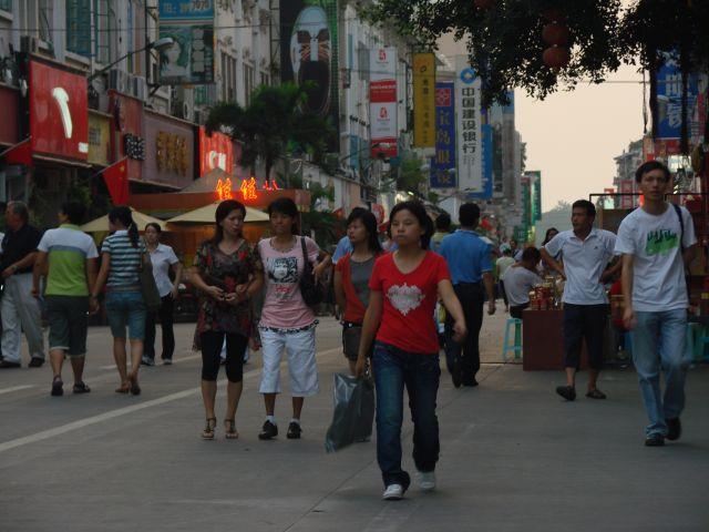 Zdj�cia: Yangshuo, Yangshuo4, CHINY