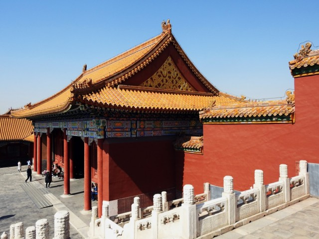 Zdjęcia: Pekin, Pekin, Zakazane Miasto 2, CHINY