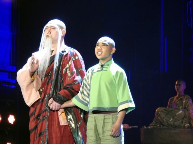 Zdjęcia: Teatr Czerwony, Pekin, Legenda Kung fu, CHINY