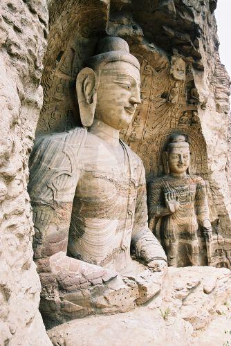 Zdj�cia: Groty Longang, Tysiace posagow BUDDY, CHINY