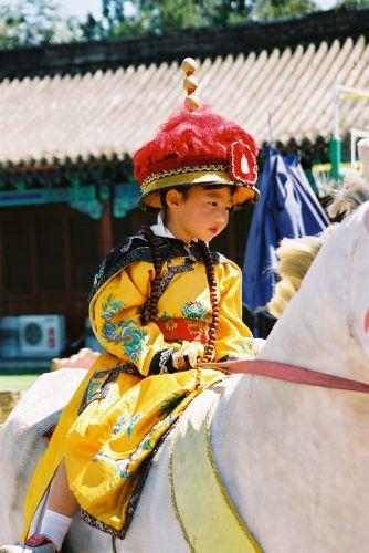 Zdjęcia: Pekin, Maly cesarz, CHINY