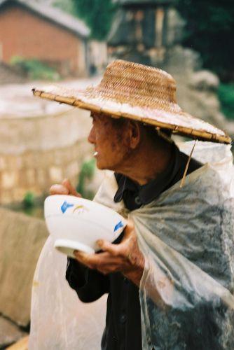 Zdjęcia: Shi lin, miseczka ryzu, CHINY