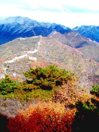 Zdj�cia: Niedaleko Pekinu, Wielki Mur, CHINY