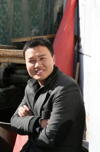 Zdjęcia: Pekin, Jego ojciec sprzedawał fistaszki, CHINY