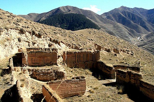 Zdjęcia: Prowincja Gansu, Xiahe, CHINY