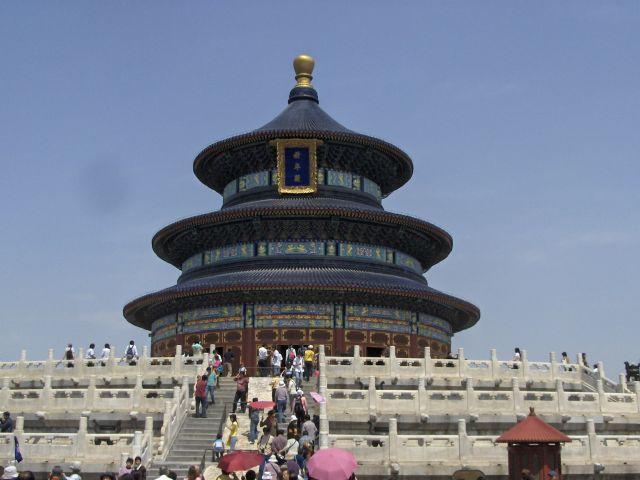Zdjęcia: Pekin, Pekin, Świątynia nieba , CHINY