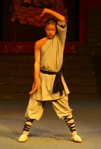 Zdjęcia: Henan, klasztor Shaolin, CHINY