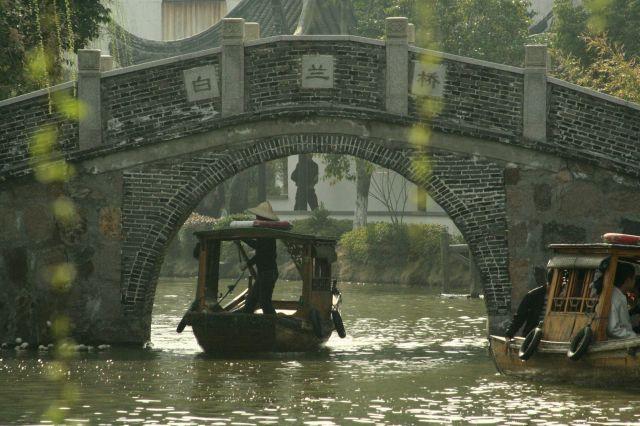 Zdjęcia: Suzhou, pracujac..., CHINY