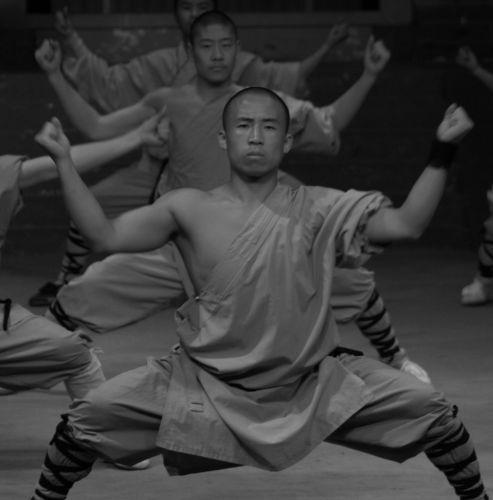 Zdjęcia: Luoyang, klasztor Shaolin, CHINY