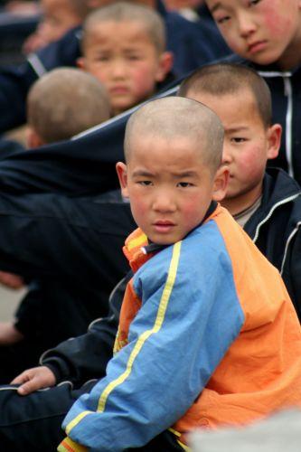 Zdj�cia: Luoyang, nowi rekrutanci;), CHINY