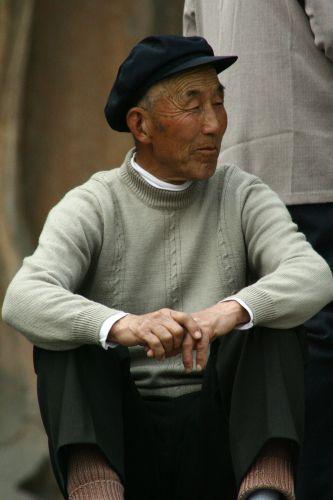 Zdjęcia: Longmen Shiku, odpoczynek, CHINY