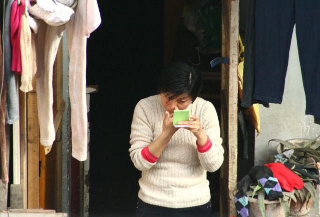 Zdjęcia: chengdu, poranny make up, CHINY