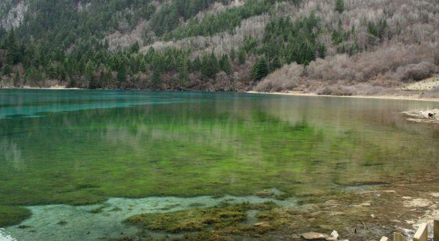Zdjęcia: syczuan, kolorowe jeziora, CHINY