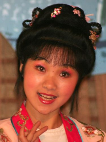 Zdjęcia: suzhou, podczas przedstawienia, CHINY