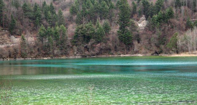 Zdj�cia: syczuan, rezerwat przyrody w Jiuzhaigou, CHINY