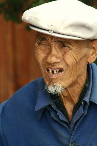 Zdjęcia: lijigan, staruszek, CHINY