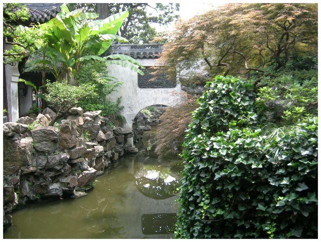 Zdjęcia: Ogrod Yuyuan, Shanghai, Ulubione miejsce, CHINY