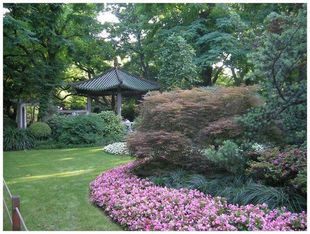 Zdj�cia: Park Miejski, Shanghai, Zielony zak�tek, CHINY