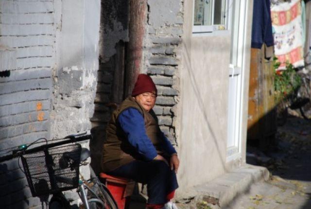 Zdjęcia: Pekin, Pekin, W dzielnicy hutongow, CHINY