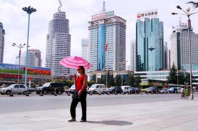 Zdjęcia: Kunming, Kunming -  stolica prowincji Yunan, CHINY