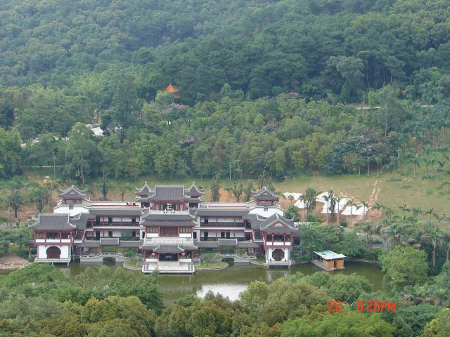 Zdjęcia: Nanning, GUANZOU, Nanning-6--3 mln mieszkancow, CHINY