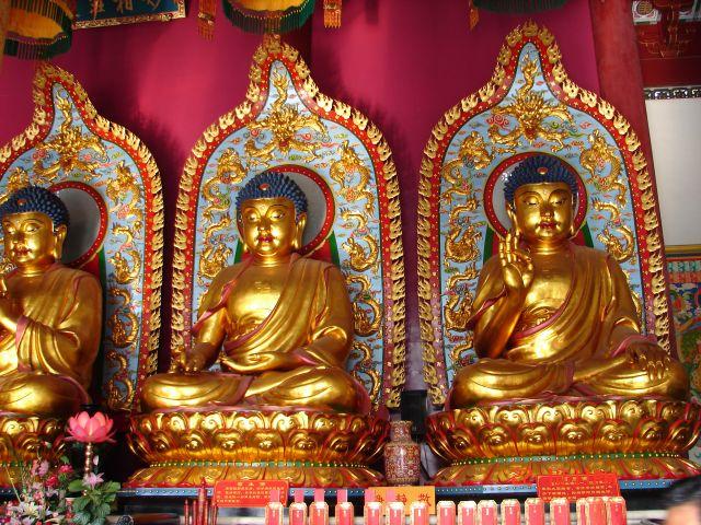 Zdjęcia: Nanning, GUANZOU, Bogowie, CHINY