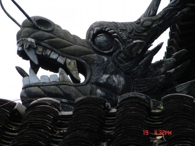 Zdjęcia: Szanghaj, Szanghaj , Gowa Smoka, CHINY