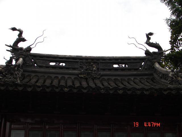 Zdjęcia: Szanghaj, Szanghaj , Dwa Smoki, CHINY