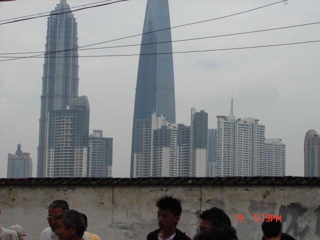 Zdjęcia: Szanghaj, Szanghaj , Chinski mur, CHINY