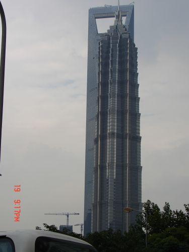 Zdjęcia: Pudong, Szanghaj , Budynek, CHINY