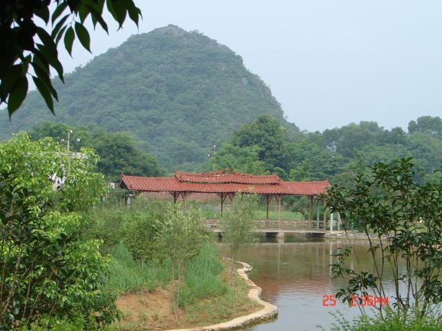 Zdjęcia: Guilin, Guangzo, Przystan, CHINY