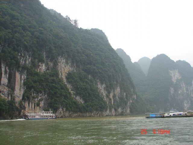 Zdjęcia: Guilin, Guangzo, Gory wapienne ,tzw. chinskie Zakopane, CHINY