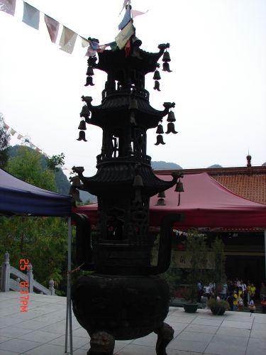 Zdjęcia: Guilin, Guangzo, Kaganek na kruzganku, CHINY